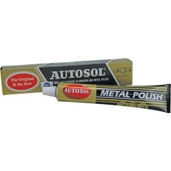 0400 Solvol Autosol Original Paste 75Ml