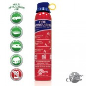 Fire Extinguishers (4)