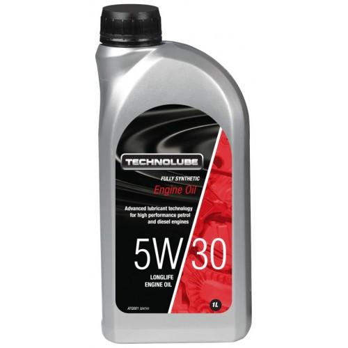 ATQ001 Technolube Fully Synthetic 5W-30 Engine Oil - 1L