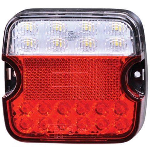 CA7095 247 LED REAR FOG/REVERSE LAMP 12/24V 105MM