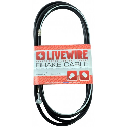 CC403 Oxford Live Wire Galvanised Brake Cable