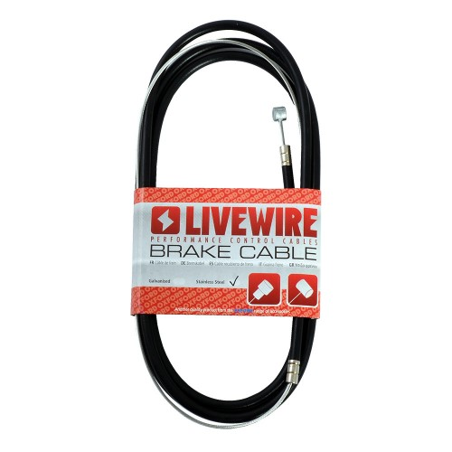CC404 Oxford Live Wire Stainless Steel Brake Cable