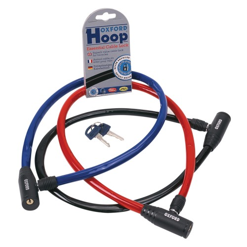 OF227 Oxford Blue Hoop Cable - 600x12mm