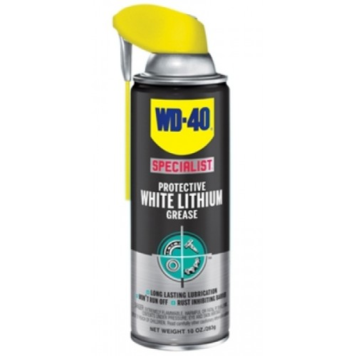 WD44391 WD-40 Specialist High Performance White Lithium Grease - 400